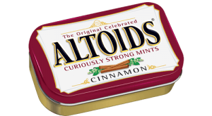 Dried Jumiles taste like really strong cinnamon Altoids